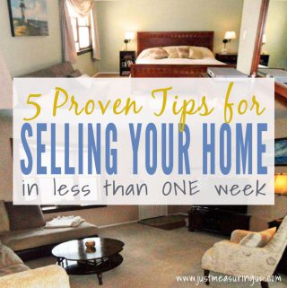How to Sell Your Home in Less Than a Week