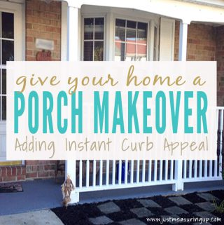 Installing Porch Railings for Curb Appeal Now