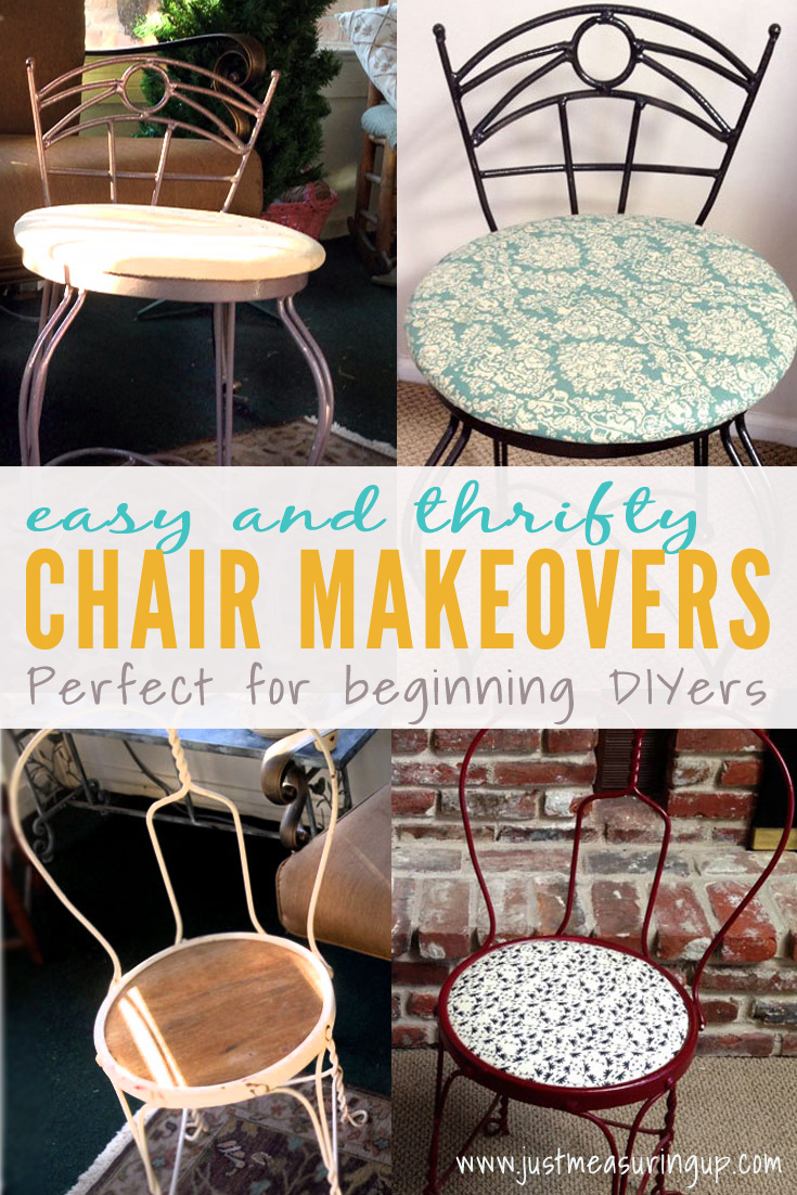 How to Transform Old Chairs with a Fresh Makeover