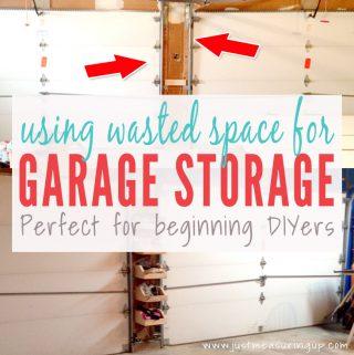 Creative Garage DIYs to Increase Storage Space