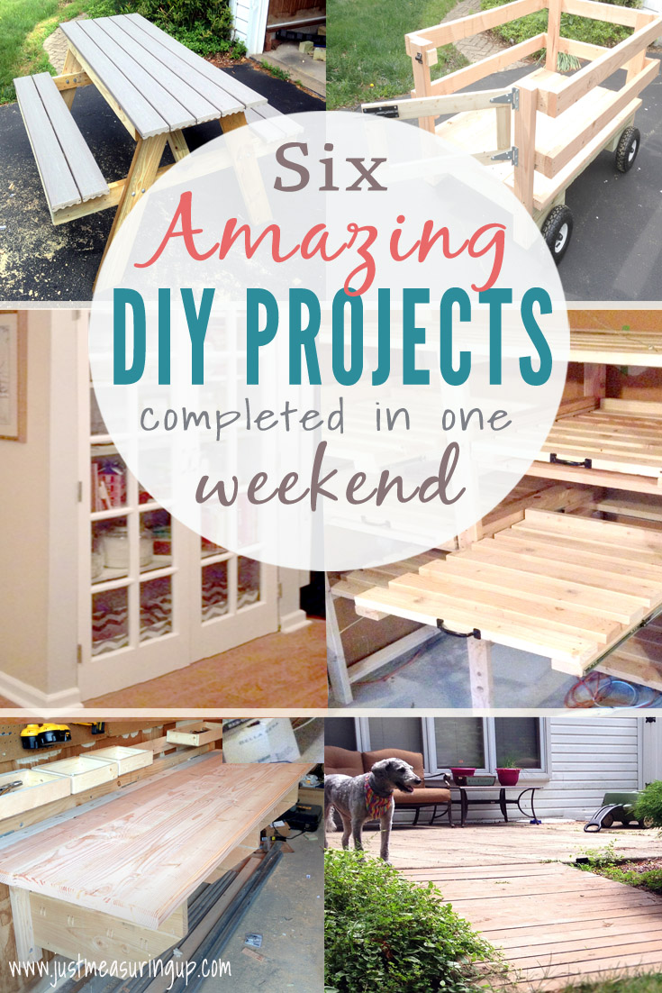 6 DIY Weekend Projects that you Will Love