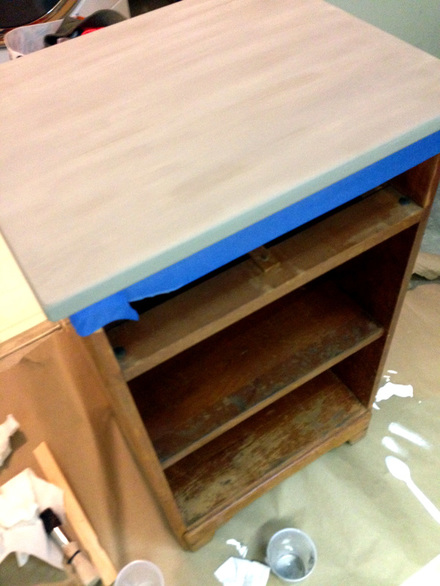 Refinish Furniture without Sanding or Priming with Annie Sloan Chalk Paint
