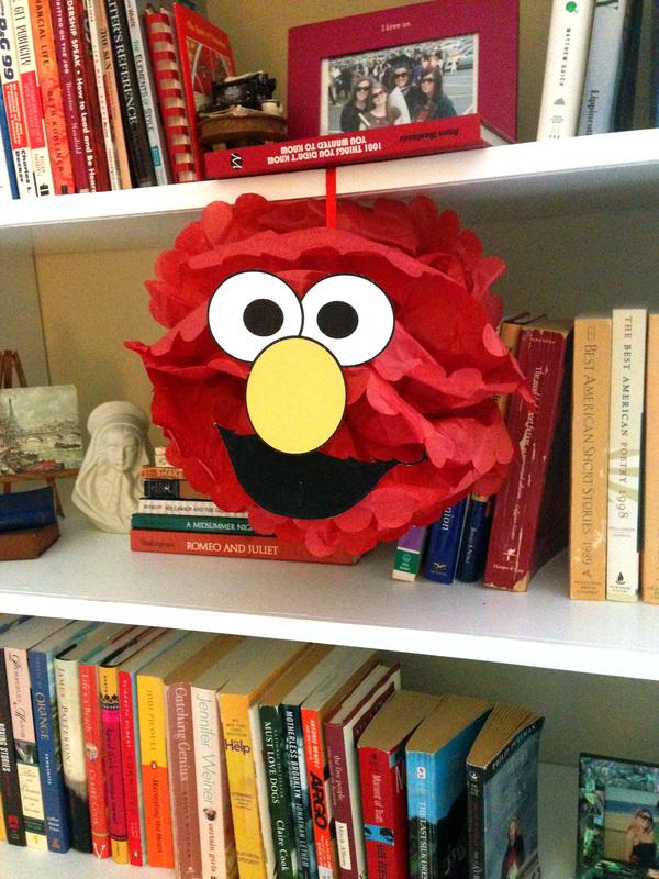 Sesame Street Party Printable - Decorative Pom-Poms