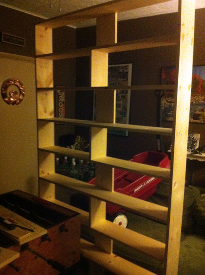 How to Make a Built-In Bookshelf - Perfect DIY Project for Beginners