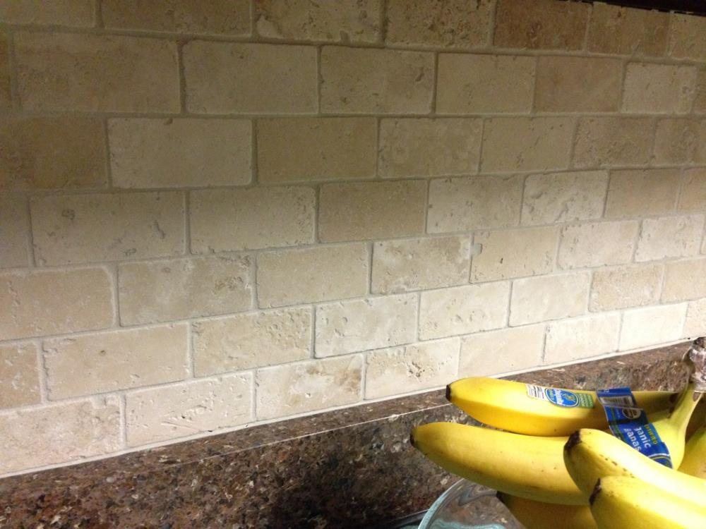 Easy Instructions for Installing DIY Tile Backsplash