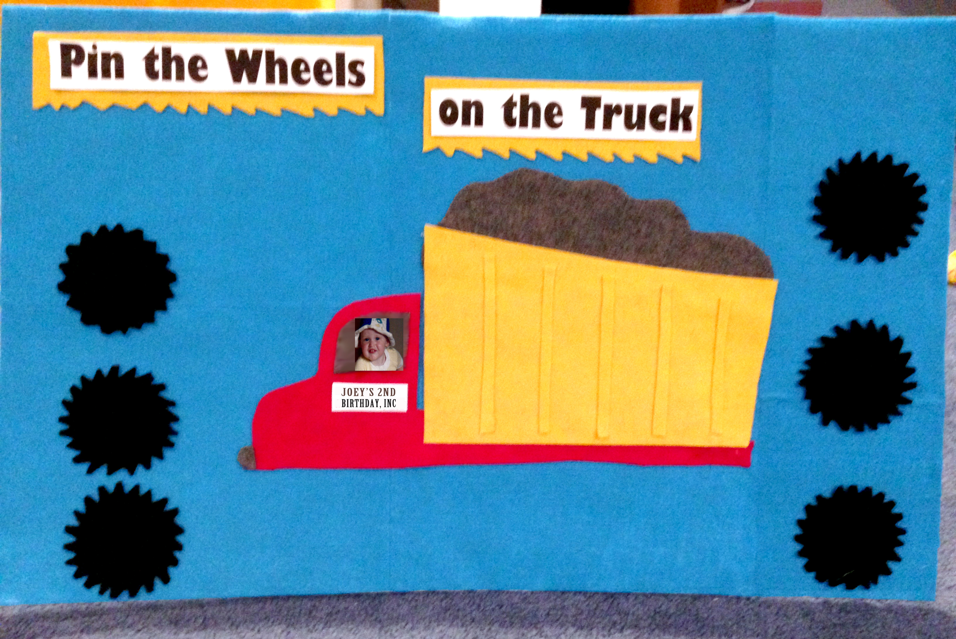 How to Throw a DIY Truck Party for Kids