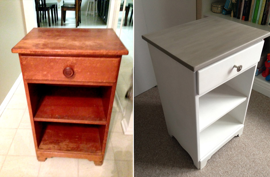 4 Simple Steps to Getting Magical Results with Chalk Paint (Without Sanding or Priming)