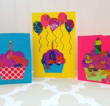 Cards that Toddlers Can Make