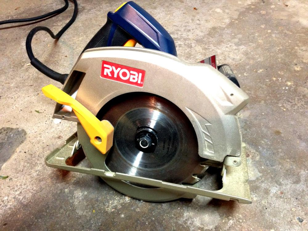 12 Must-Have Tools for DIYers - Circular Saw