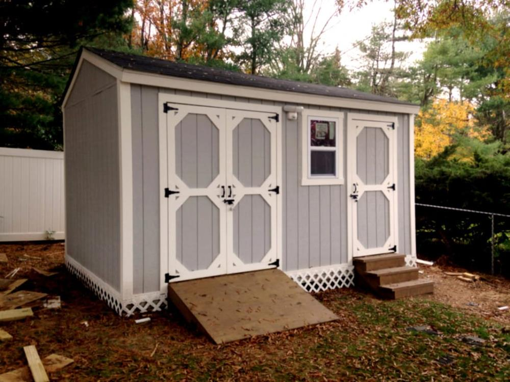 How to Build a Shed from the Ground Up - Best DIY Projects