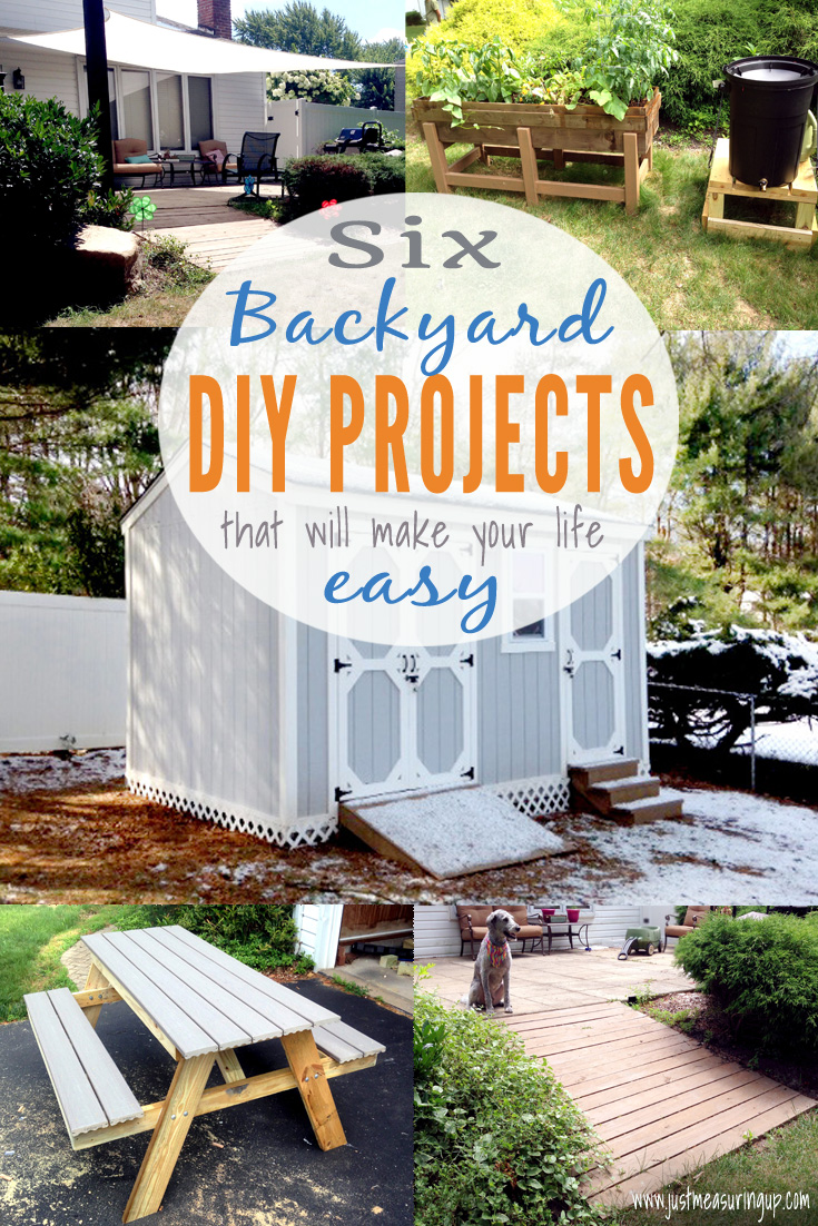 diy backyard projects that are simple quick and will make your