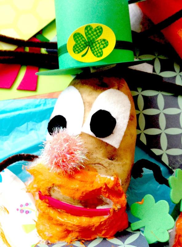 Mr. Potato Head Crafty Potato DIY