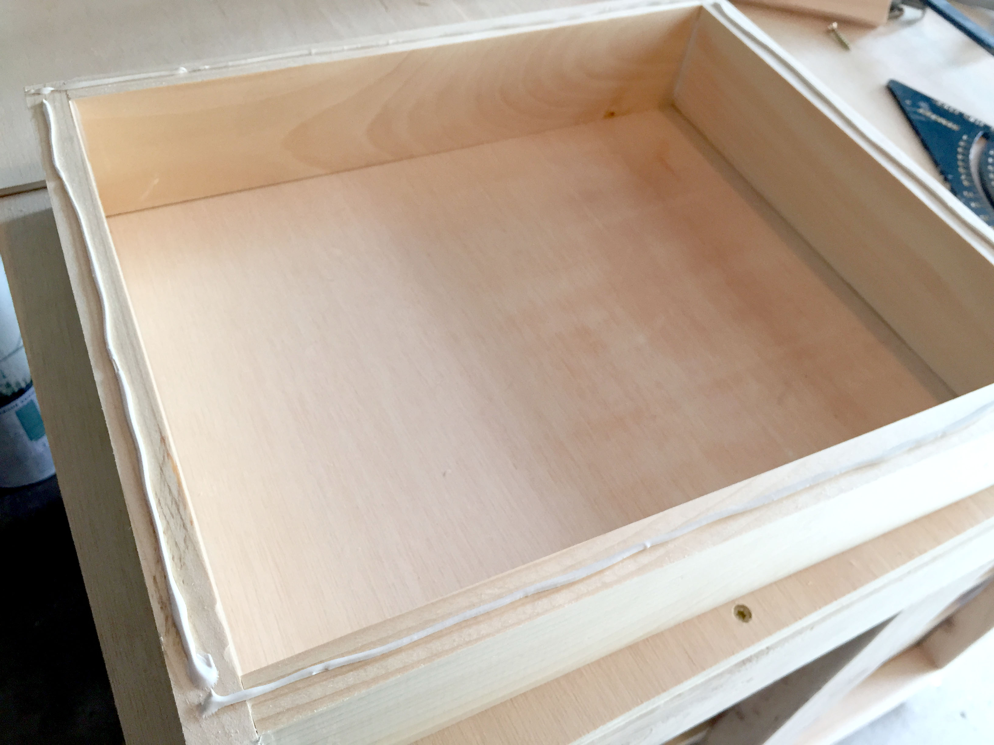 Making Basic Drawers with Custom Handles