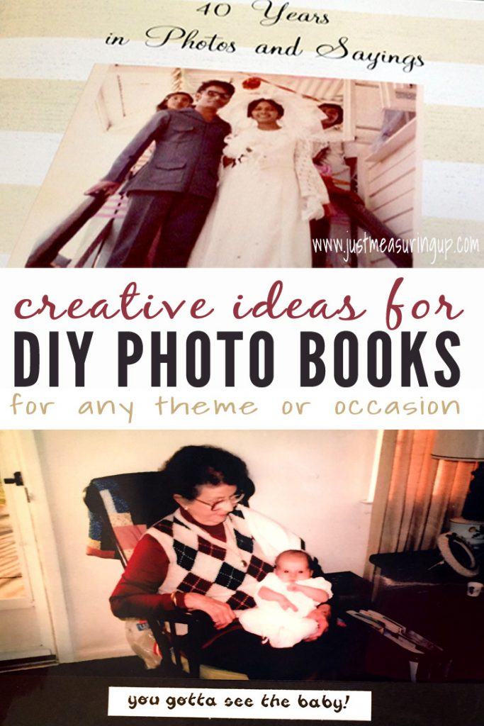how to make themed photo books