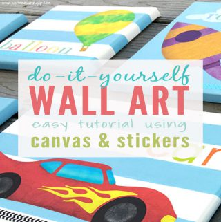How to Make Wall Decorations that Look Professional