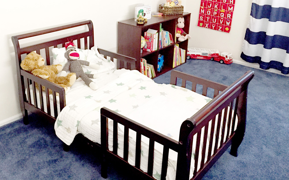 Furnishing a Toddler Room