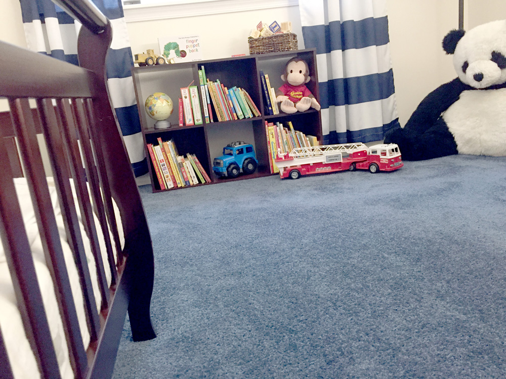 Toddler Room Makeover Reveal