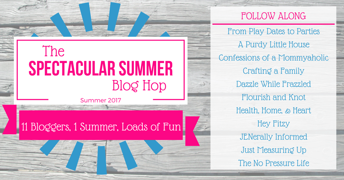 Summer Blog Hop - Tons of DIY Inspiration