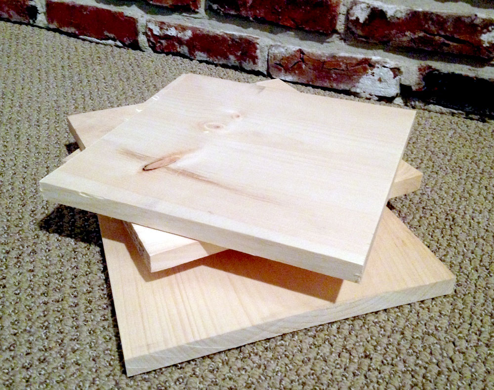 How to make a giant jigsaw puzzle from wood and a saw