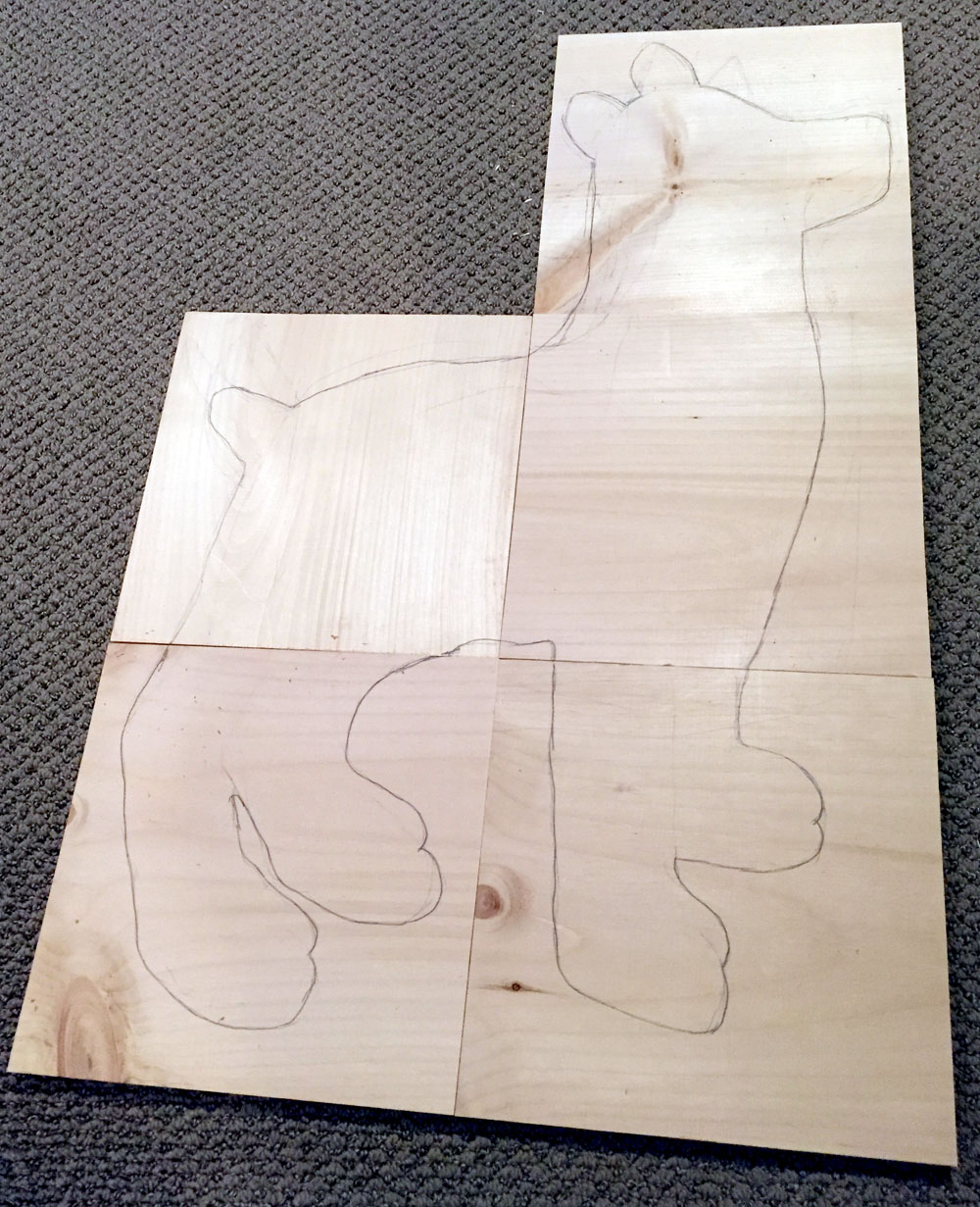 How to Make a Wood Jigsaw Puzzle for Kids