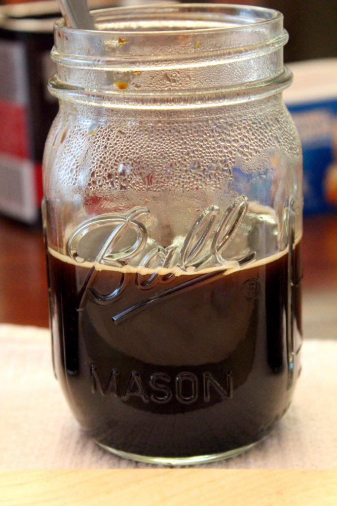 DIY Wood Stain fro Coffee, Tea, and Chocolate