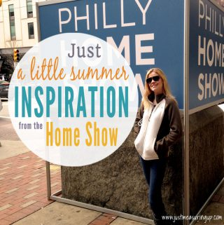 A Little Summer Inspiration from the Home Show