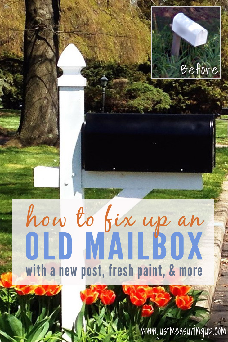 How to Fix Up an Old Mailbox