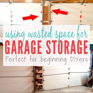 Creative Garage DIYs to Increase Storage Space