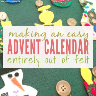 How to Make a Spectacular DIY Advent Calendar