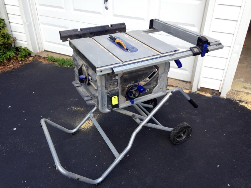 The Absolutely Best Table Saw for DIYers