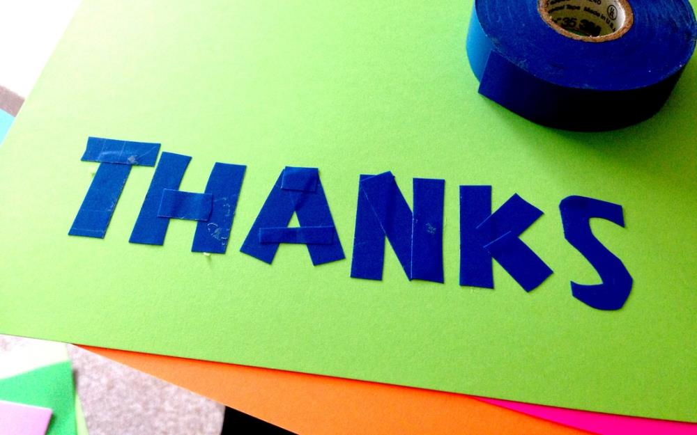 Thank You Cards that Kids Can Easily Make