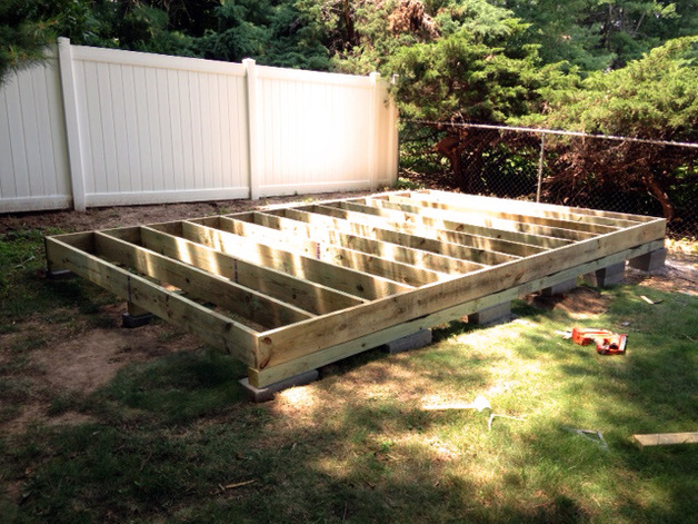Building a Storage Shed is simple with this DIY tutorial