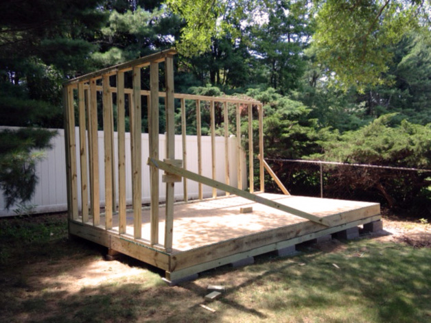 Build a DIY Storage Shed with these simple steps
