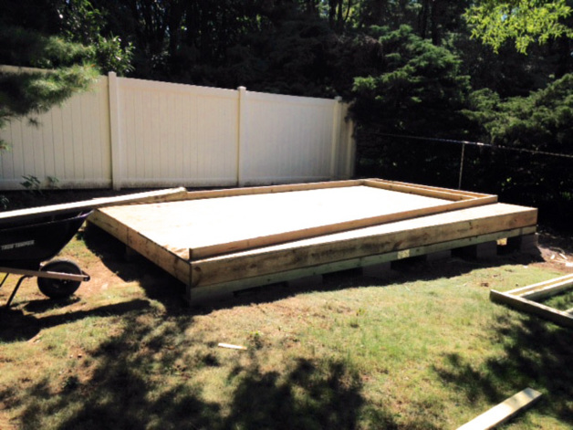 Build your own DIY storage shed with this tutorial