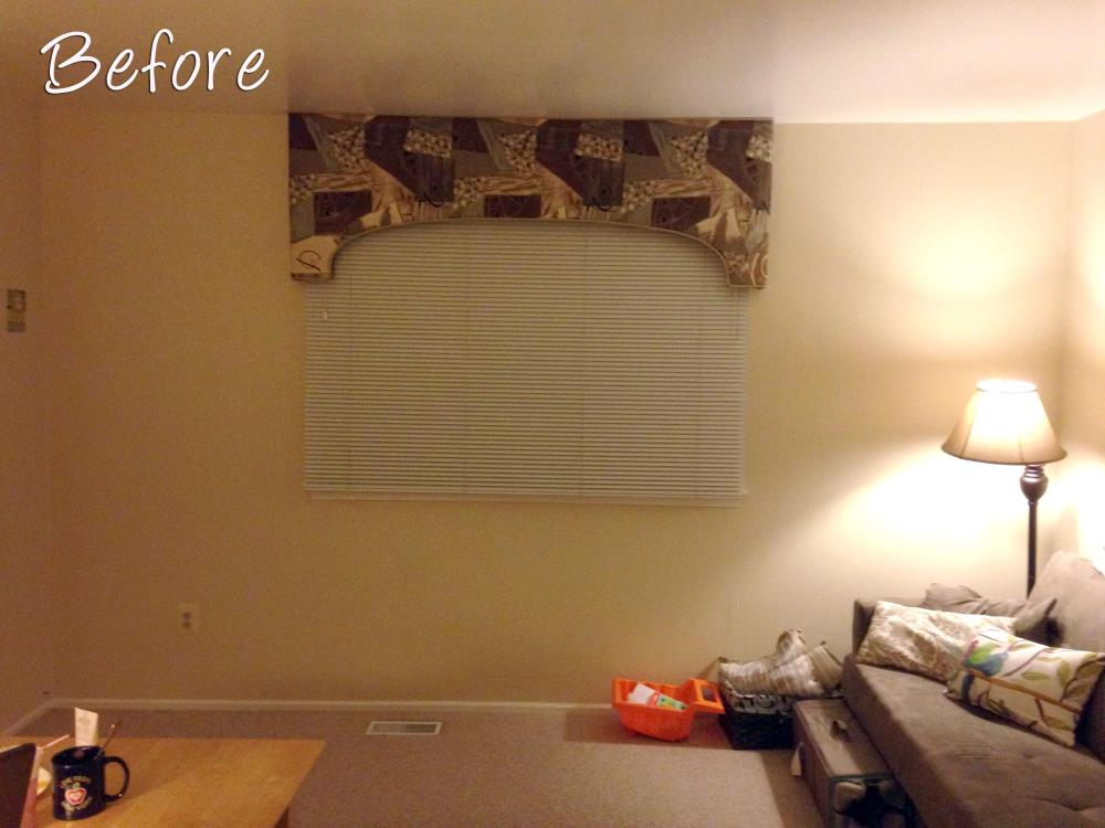 How to Build a Floor-to-Ceiling Bookshelf with a Window Seat - Check out the after!