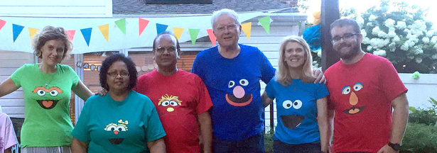 Throwing the Best DIY Sesame Street Party