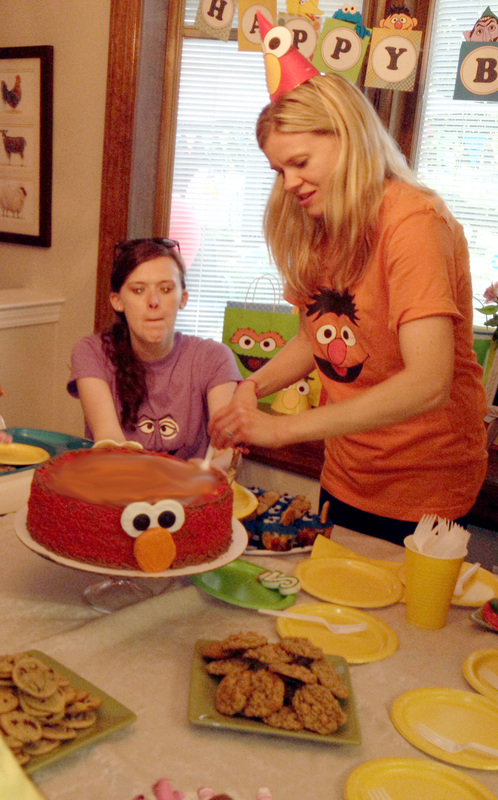 Amazing Sesame Street Party