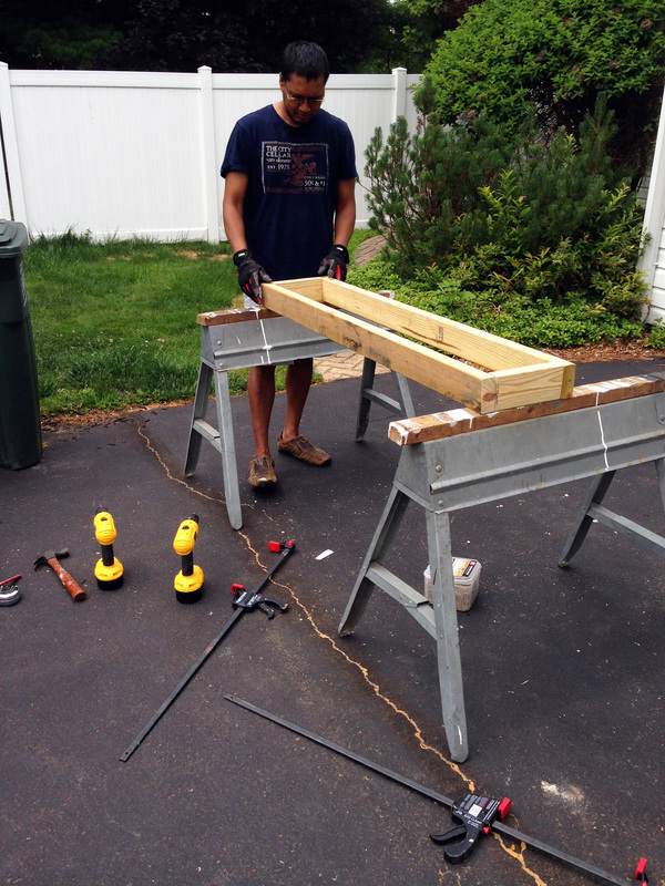 Building a Picnic Table in ONE day - DIY Summer Projects