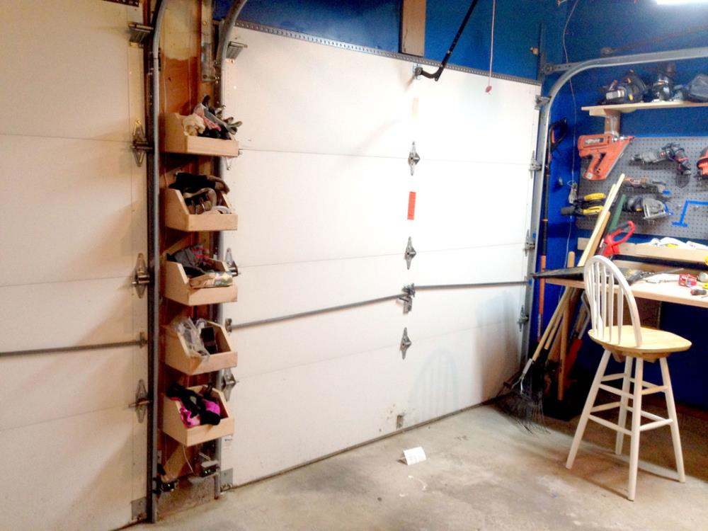 How to Get More Garage Storage and Organization with French Cleat Boxes