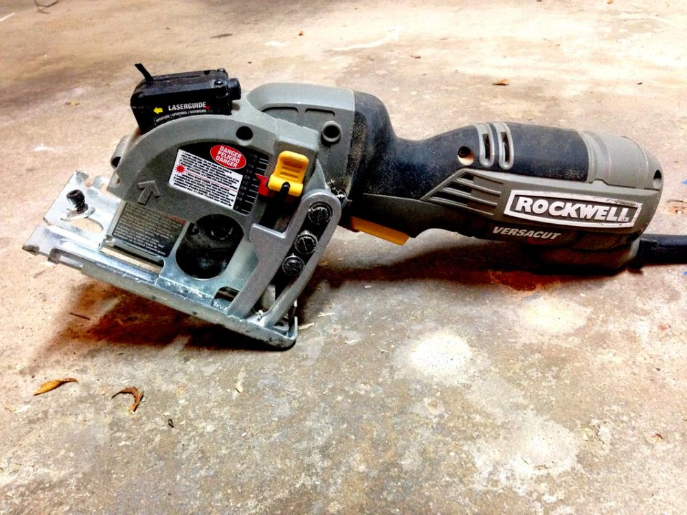12 Must-Have Tools for DIYers - Compact Circular Saw
