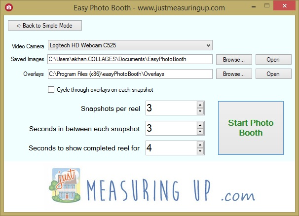 Create a diy photo booth for parties with just four things making a diy photo booth for parties with free app solutioingenieria Choice Image