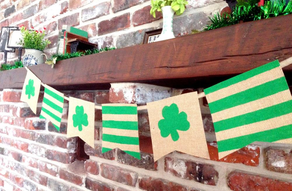 How to Make a DIY Burlap Banner for Any Occasion