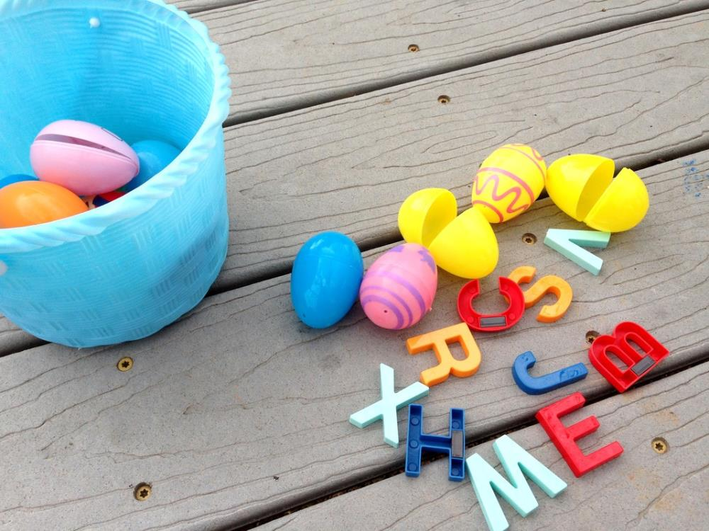 Tons of Ideas for Easter Baskets and Egg Hunts that Aren't Candy