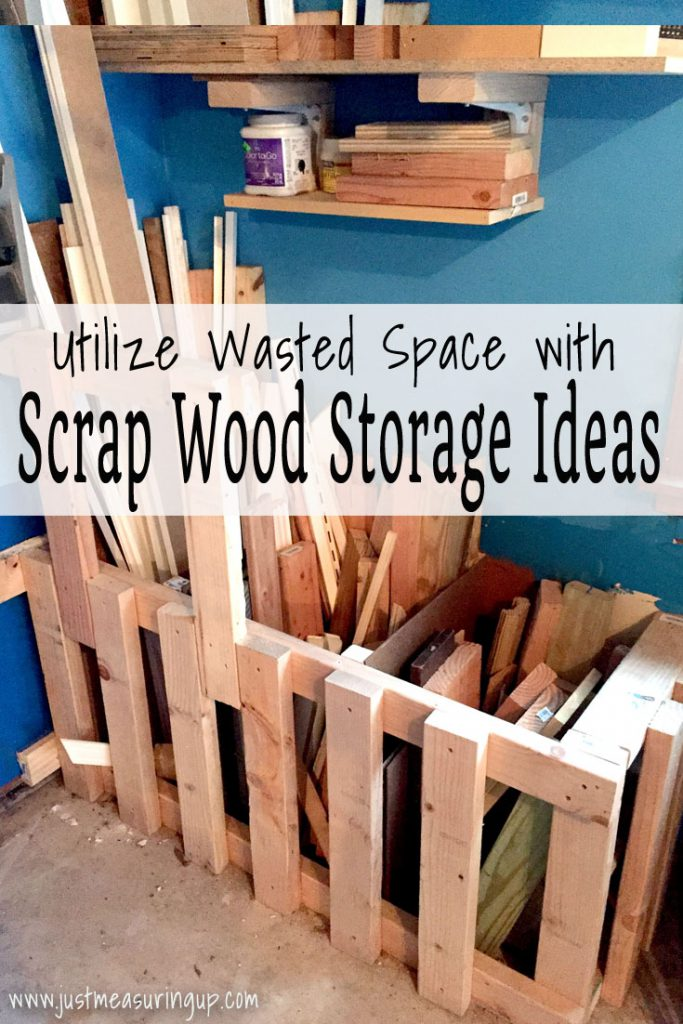 How To Build A Scrap Wood Storage Bin