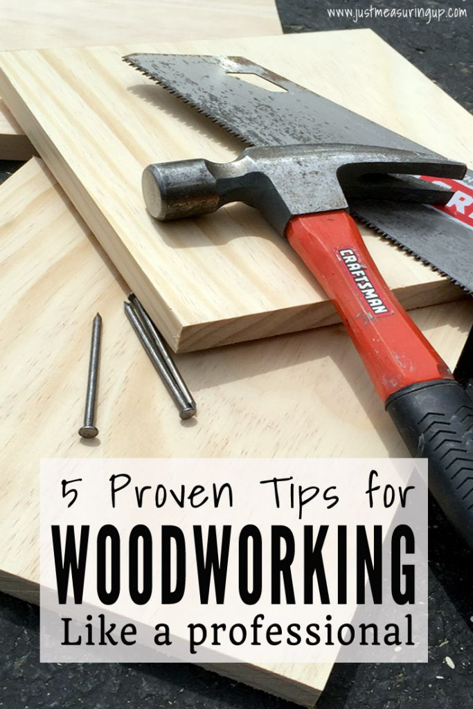 How to Work with Wood Like a Professional even as a beginner