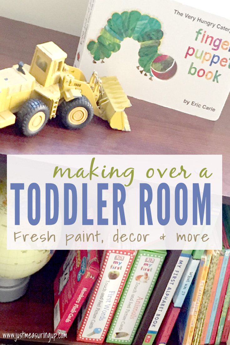 Kids Room Makeover Reveal - Using Old and New Things for a Brand-new Room