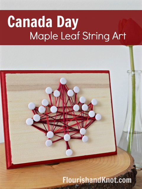 Easy DIY String Art Tutorial