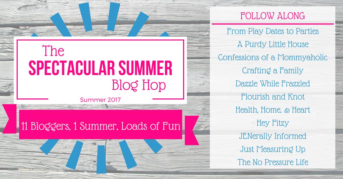 Summer Blog Hop - Tons of DIY Inspiration