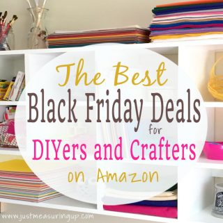 Black Friday Deals for DIY and Craft Lovers