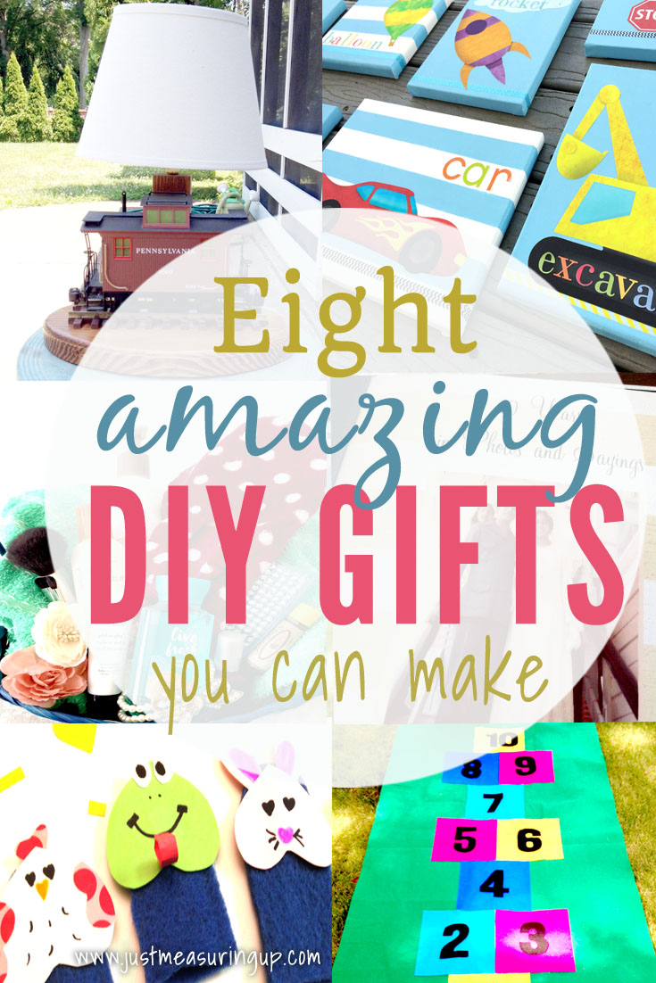 Easy DIY Gift Ideas | Eight of the Most Creative Homemade Gifts